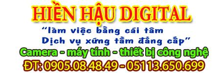 Cty TNHH Hiền Hậu Digital