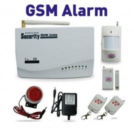 Hệ thống báo trộm dùng sim GSM